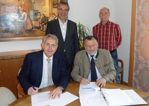 Sichere Gasversorgung: Bayernwerk bleibt Partner in Untergriesbach