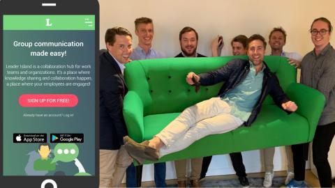 Leader Island utmanar Slack & Microsoft Teams med gratisversion