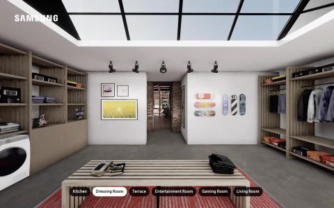 Samsung introducerer en ny æra af innovation og oplevelser til deres virtuelle event Life Unstoppable