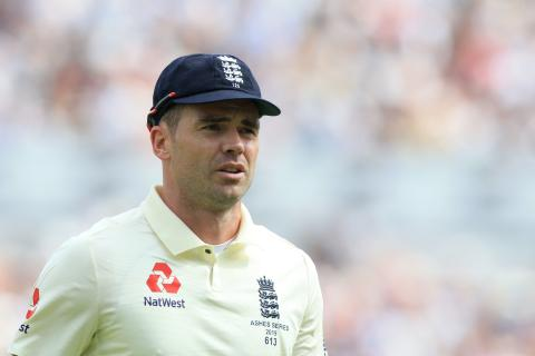 Jimmy Anderson to miss second Specsavers Ashes Test at Lord's
