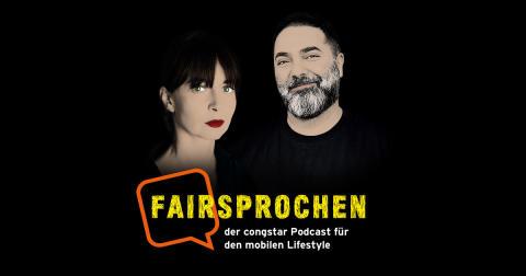 """FAIRsprochen Podcast: congstar im Talk mit """"Sneaker-König"""" Hikmet Sugoer"""