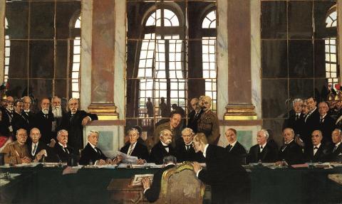 Versaillesfreden 100 år