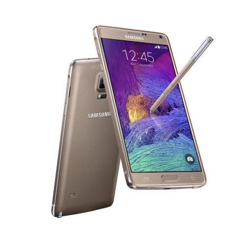 Samsung Galaxy Note 4 lander i butikkerne