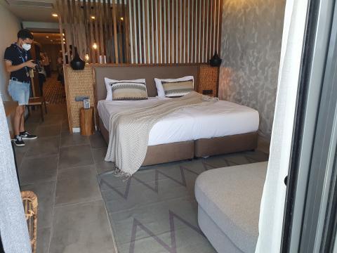 Hotelbesichtung vom GRIFID Hotel Vistamar am Goldstrand