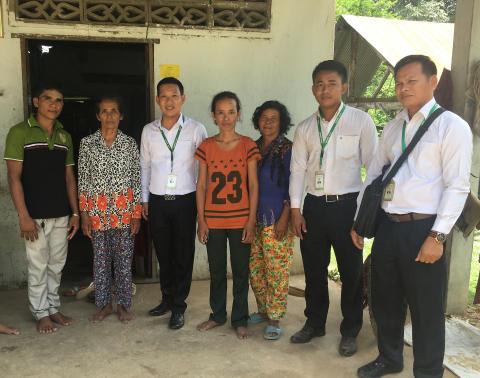 Swedfund bidrar till ansvarsfull mikrofinansiering i Kambodja