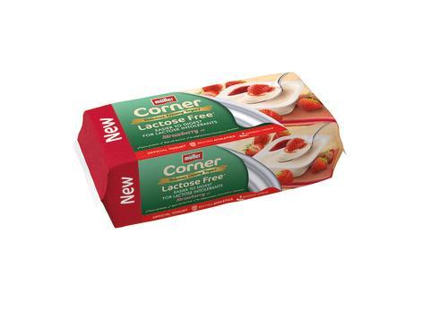 Müller Corner Lactose Free Strawberry