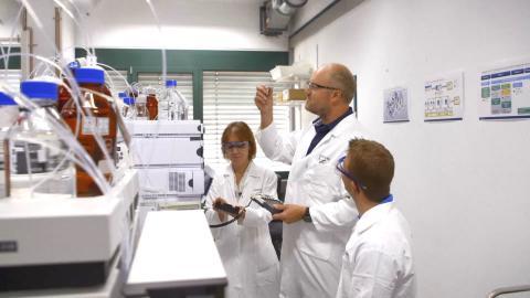 Grashüpfer oder Flusskrebs: Mit 'Alfons' zu innovativen Therapien