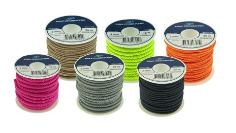 Polyestersilkelinor Nya färger 2013