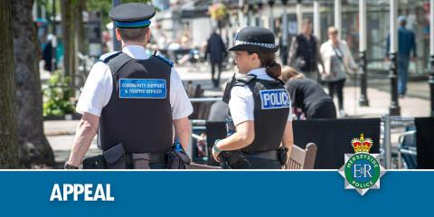 Appeal following criminal damage at Birkenhead pub