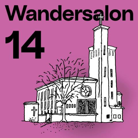 Wandersalon #14: Sam Hopkins (Fahrradsalon)