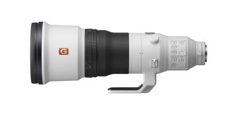 Sony lancerer nyt 600mm F4 G Master™ supertelefoto prime-objektiv