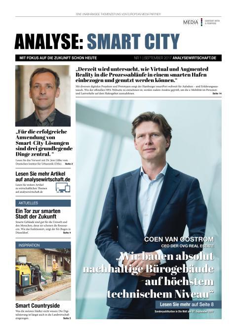 Analysewirtschaft: Smart City