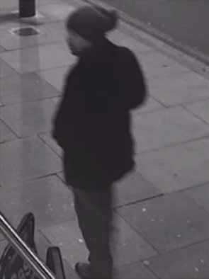Image of man police want to trace