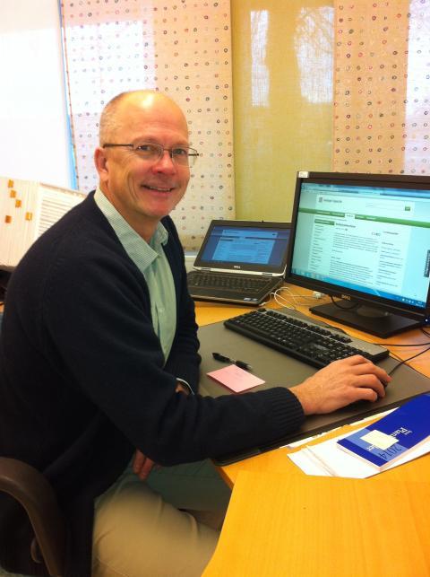 Mats Ericsson, smittskyddsläkare
