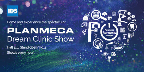 IDS 2017: Exciting Planmeca innovations at the world's largest dental show