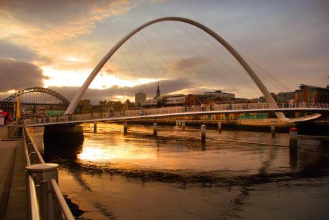Northumbria graduate wins Royal Television Society Award