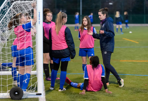 Volunteering – good for sport, good for the individual