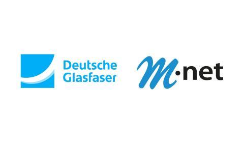 M-net und Deutsche Glasfaser starten Kooperation  zum Ausbau von 60.000 Glasfaseranschlüssen