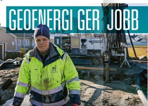 Geoenergi ger jobb!