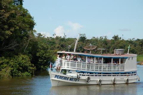 Santarem, Piranha Fishing & the Meeting of the Waters