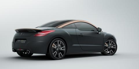 RCZ R senaste tillskottet från Peugeot Sport