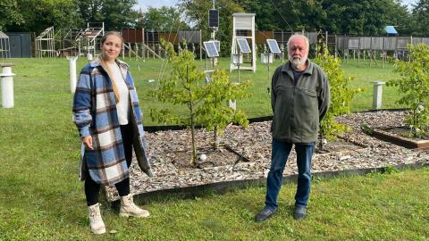 Naturwissenschaftlicher Verein Eberswalde profitiert von Förderung des Landkreises Barnim