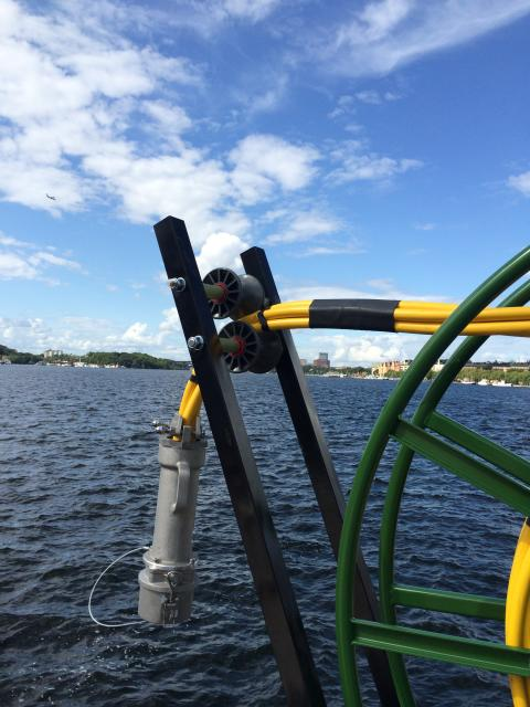 Cavotec powers battery-driven passenger ferry