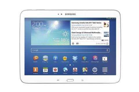 Nå kommer Samsung Galaxy Tab3