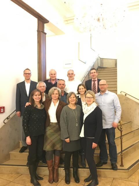 Konsensgruppe Osteopathie: Hoch- und Vollzeitschulen definieren Eckpunkte einer grundständigen Ausbildung