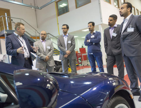 East Meets West for Repair Expertise