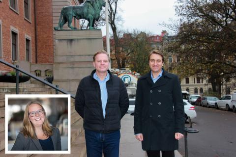 GU Ventures presenterar två nya CFO:s i vårt team och tackar av en CFO
