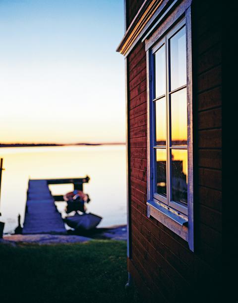 Högt tryck på fritidshusmarknaden i Dalarna