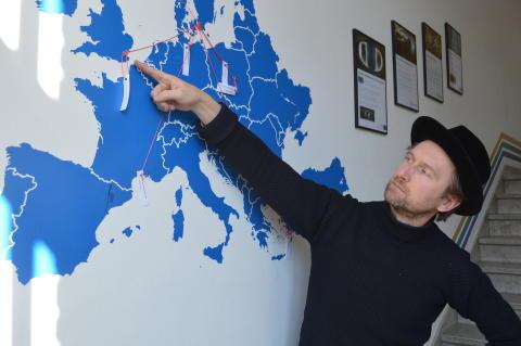 Vibenshus Gymnasium skaber internationalt netværk for eleverne