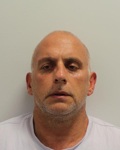 Christopher Henry custody image