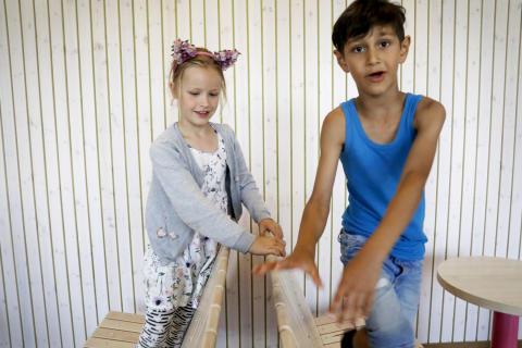 Hyllievångsskolan – två terminer senare