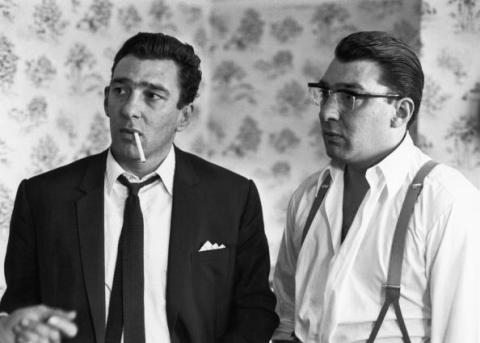 COMMENT: Legend portrays Kray twins through prism of current attitudes to violent crime