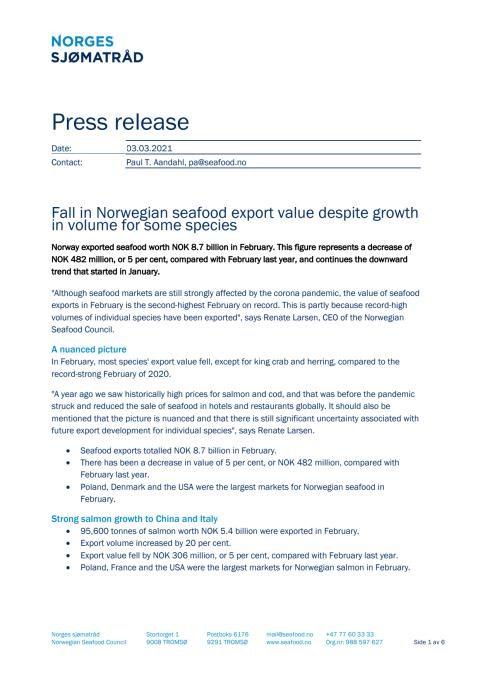 Norway seafood exports feb 2021.pdf