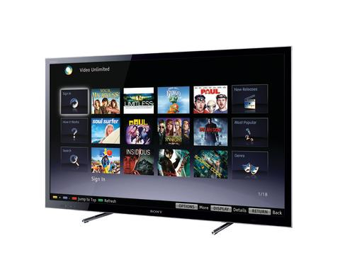 BRAVIA HX755 von Sony_Video Unlimited