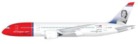 Norwegian ingår underhållsavtal för bolagets Dreamliner