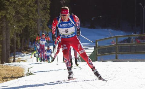 Laguttak World Cup Oberhof