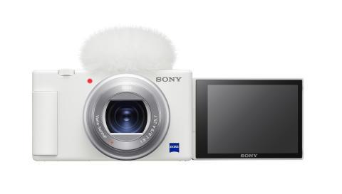 Новая белая камера ZV-1