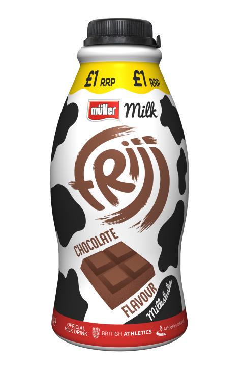 FRijj Chocolate