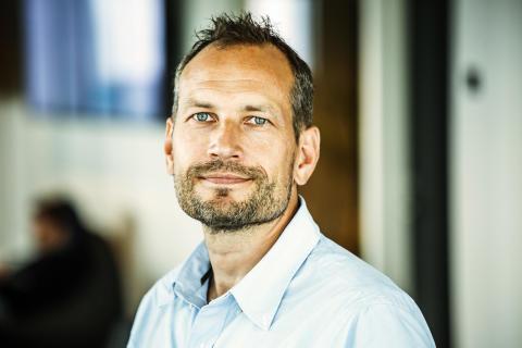 Martin Thorborg, adm. direktør, Dinero