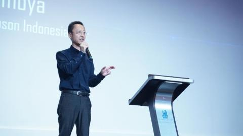 Epson Indonesia Tingkatkan Segmen Usaha dan Bisnis