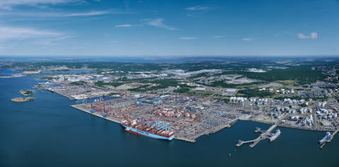 Gothenburg named as the best logistics location in Sweden