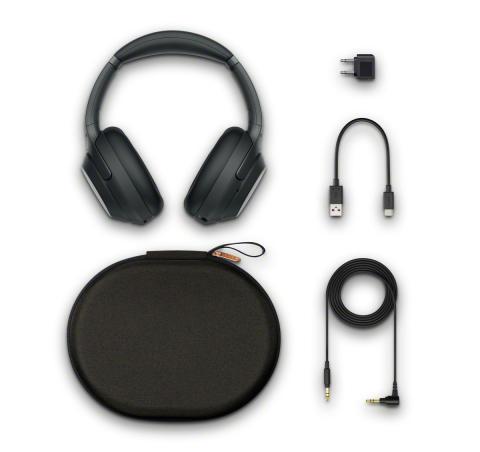 A Sony bemutatta az 1000X zajszűrő fejhallgató termékcsalád legújabb tagját, a WH-1000XM3-at