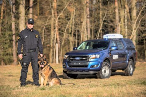 Český Ford je spolehlivým partnerem Policie a Ministerstva vnitra České republiky