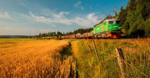 Järnvägens organisation del 1: Bevara konkurrensen i godsjärnvägen