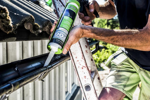 New sealants from Essve secure the roofing jobs