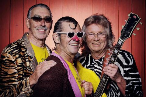 Electric Banana Band - Trazan Apansson, Polarn Banarne & Zebran Janne